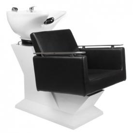 Myjnia fryzjerska MILO BH-8025 czarna