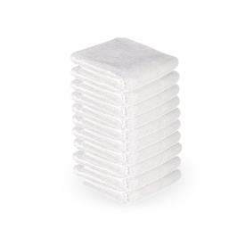 Ręcznik Z Microfibry 73x40cm 10szt Biały
