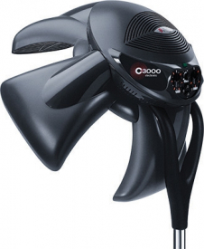 Infrazon C3000 wiszący czarny
