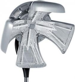 Infrazon C3000 stojący srebrny