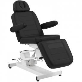 Fotel Kosmetyczny Elektr. Azzurro 705 1 Siln. Czarny