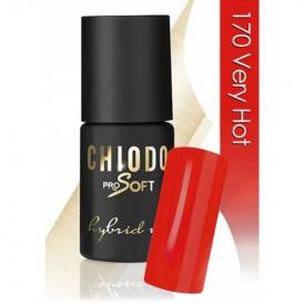 Chiodo Pro Soft Lakier Hybrydowy Nr. 170 - Very Hot