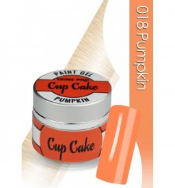 CHIODO PRO Cup Cake żel kolorowy, 5ml NR 018 - Pumpkin