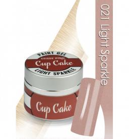 CHIODO PRO Cup Cake żel kolorowy, 5ml NR 021 - Light Sparkle