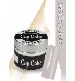 CHIODO PRO Cup Cake żel kolorowy, 5ml NR 026 - Grey Story