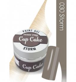 CHIODO PRO Cup Cake żel kolorowy, 5ml NR 030 - Storm