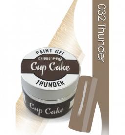 CHIODO PRO Cup Cake żel kolorowy, 5ml NR 032 - Thunder