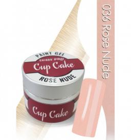 CHIODO PRO Cup Cake żel kolorowy, 5ml NR 036 - Rose Nude