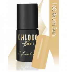 CHIODO PRO Soft lakier hybrydowy NR 168 - Brush Sun