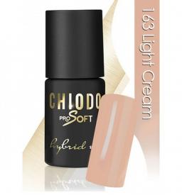 CHIODO PRO Soft lakier hybrydowy NR 163 - Light Cream