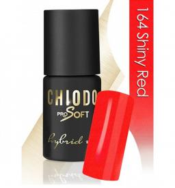 CHIODO PRO Soft lakier hybrydowy NR 164 - Shiny Red