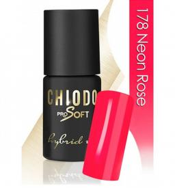 CHIODO PRO Soft lakier hybrydowy NR 178 - Neon Rose