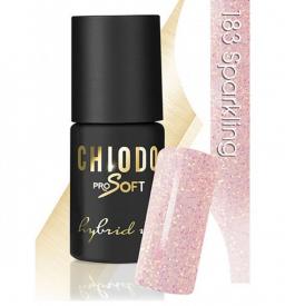 CHIODO PRO Soft lakier hybrydowy NR 183 - Sparkling