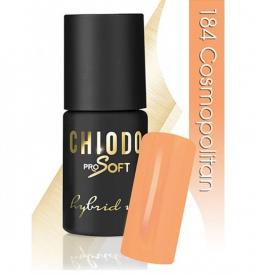 CHIODO PRO Soft lakier hybrydowy NR 184 - Cosmopolitan