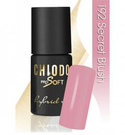 CHIODO PRO Soft lakier hybrydowy NR 192 - Secret Blush