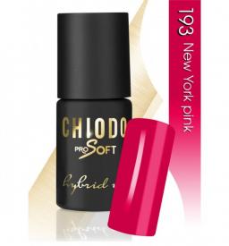 CHIODO PRO Soft lakier hybrydowy NR 193 - New York Pink