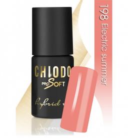 CHIODO PRO Soft lakier hybrydowy NR 198 - Electric Summer