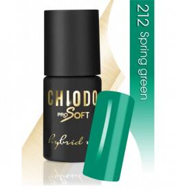 CHIODO PRO Soft lakier hybrydowy NR 212 - Spring Green