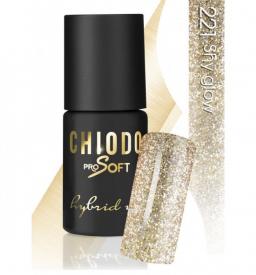 CHIODO PRO Soft lakier hybrydowy NR 221 - Shy Glow