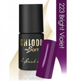 CHIODO PRO Soft lakier hybrydowy NR 223 - Bright Violet