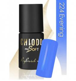 CHIODO PRO Soft lakier hybrydowy NR 224 - Evening