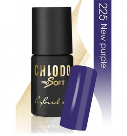 CHIODO PRO Soft lakier hybrydowy NR 225 - New Purple