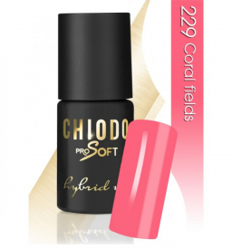 CHIODO PRO Soft lakier hybrydowy NR 229 - Coral Fields