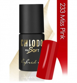 CHIODO PRO Soft lakier hybrydowy NR 233 - Miss Pink