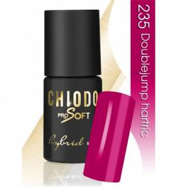 CHIODO PRO Soft lakier hybrydowy NR 235 - Doublejump Hartric
