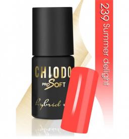 CHIODO PRO Soft lakier hybrydowy NR 239 - Summer Delight