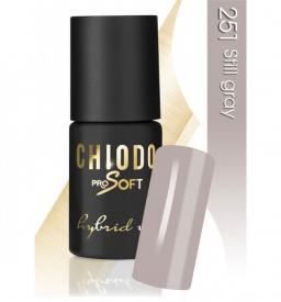 CHIODO PRO Soft lakier hybrydowy NR 251 - Still Gray