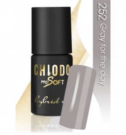 CHIODO PRO Soft lakier hybrydowy NR 252 - Gray for the Day