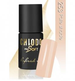 CHIODO PRO Soft lakier hybrydowy NR 253 - Pale Shade