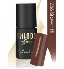 CHIODO PRO Soft lakier hybrydowy NR 256 - Brown Hit