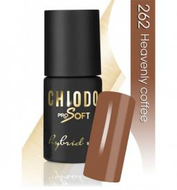 CHIODO PRO Soft lakier hybrydowy NR 262 - Heavenly Coffee