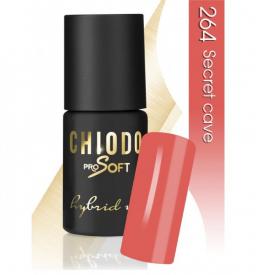 CHIODO PRO Soft lakier hybrydowy NR 264 - Secret Cave