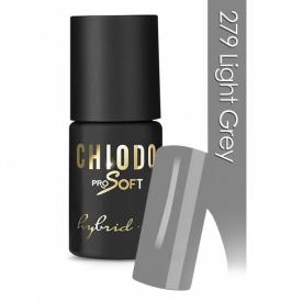 CHIODO PRO Soft lakier hybrydowy NR 279 - Light Grey