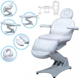 Fotel Kosmetyczny Pascal - 4 Silniki - Elektryczny
