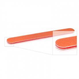 Pilnik Prosty Teflon 180 Pomarańcz 1szt