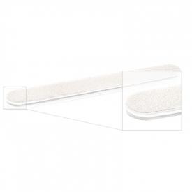 Pilnik Prosty Teflon 80/100 Biały