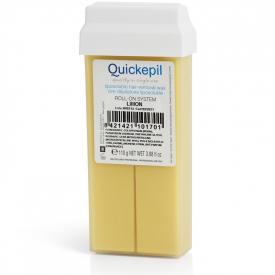 Quickepil Wosk Do Depilacji Rolka Lemon, 110 g