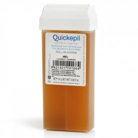 Quickepil Wosk Do Depilacji Rolka Natural, 110 g