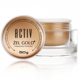 Żel Gold Plus, 50 g