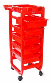 Wózek Fox Broadway Czerwony