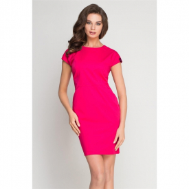 Sukienka Kosmetyczna Vena Amaranto, Rozmiar 44