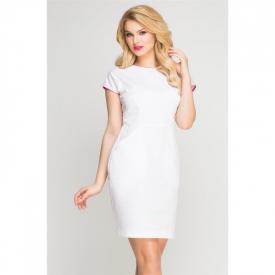 Sukienka Kosmetyczna Vena Bianco, Rozmiar 44