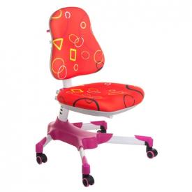 Fotel Dla Dzieci Do Biurka BX-001 Czerwony #1