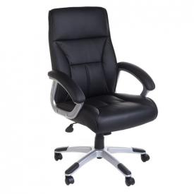 Fotel Ergonomiczny Corpocomfort BX-5085B Czarny