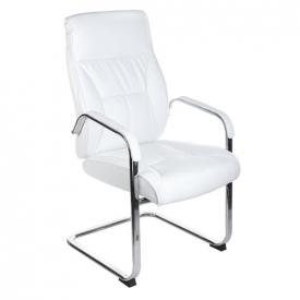 Fotel Konferencyjny Corpocomfort BX-5085C Biały