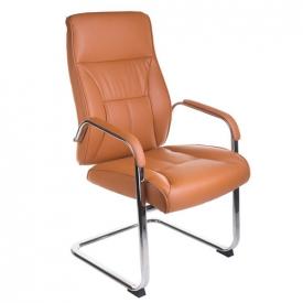 Fotel Konferencyjny Corpocomfort BX-5085C Brązowy #1